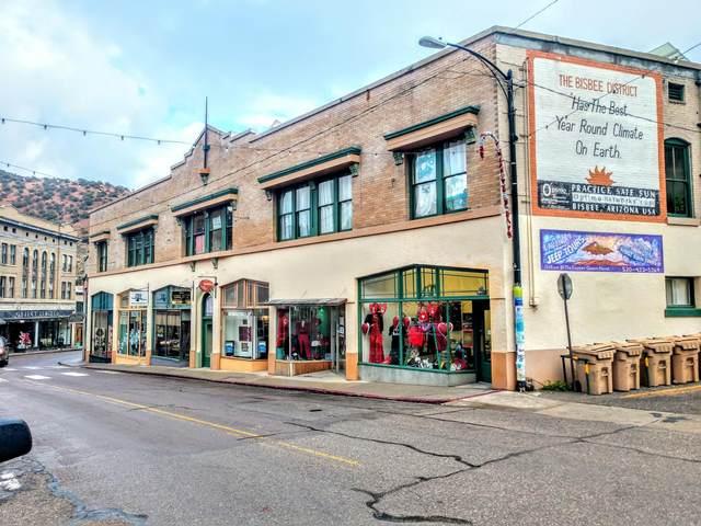 42-54 Main Street, Bisbee, AZ 85603 (MLS #173156) :: Service First Realty