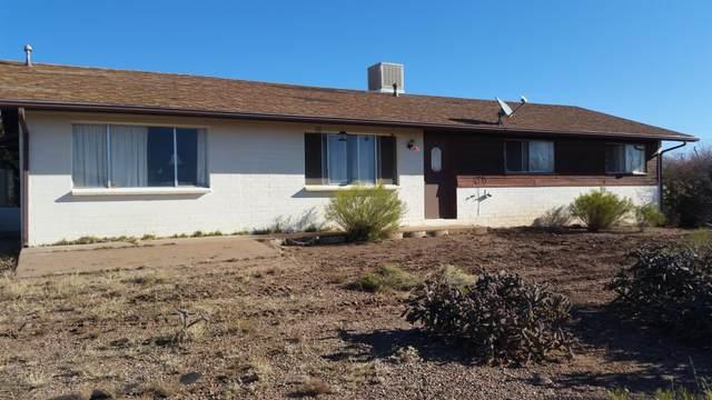 112 Mohave Drive, Bisbee, AZ 85603 (#173157) :: Long Realty Company