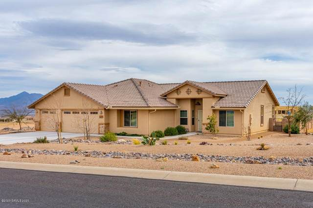 6607 Saddlehorn Circle, Hereford, AZ 85615 (MLS #173158) :: Service First Realty