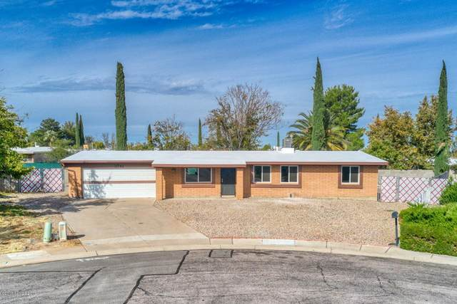 3741 Woodcock Place, Sierra Vista, AZ 85635 (MLS #173167) :: Service First Realty