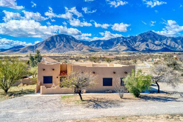 8186 E Sacred Path Road, Hereford, AZ 85615 (MLS #173170) :: Service First Realty
