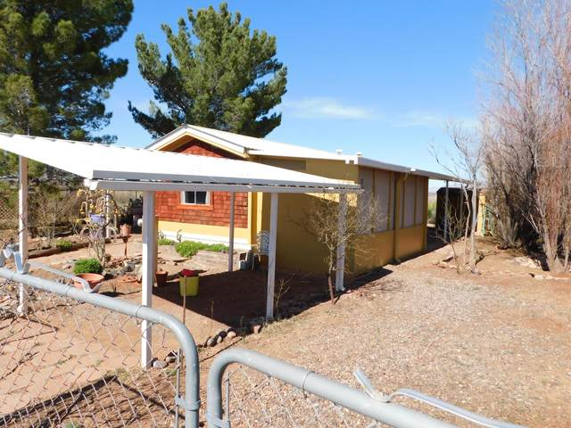5611 N Kings Highway, Douglas, AZ 85607 (MLS #173171) :: Service First Realty