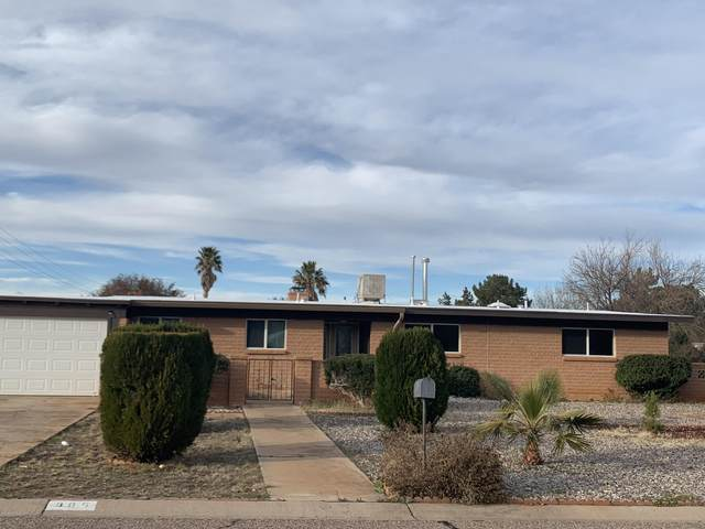 805 Suffolk Road, Sierra Vista, AZ 85635 (MLS #173175) :: Service First Realty