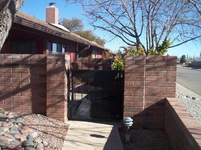 1762 Corte Encantada D, Sierra Vista, AZ 85635 (#173232) :: Long Realty Company