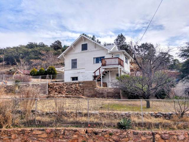 635 Tombstone Canyon, Bisbee, AZ 85603 (#173236) :: Long Realty Company