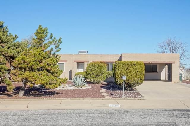 33 Terra Drive, Sierra Vista, AZ 85635 (#173239) :: Long Realty Company