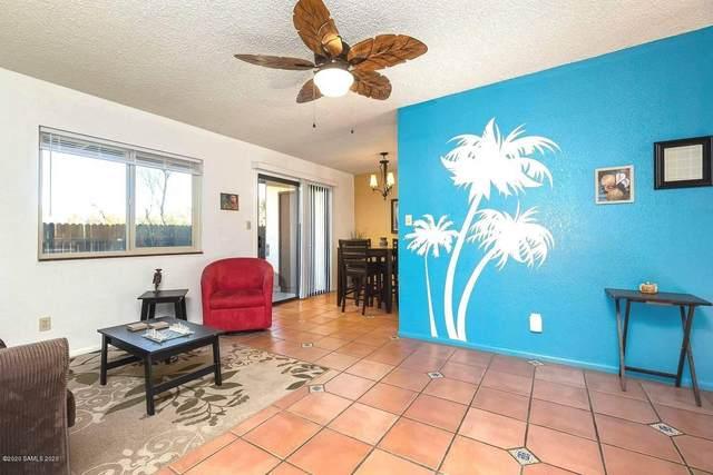 1167 Plaza Maria A, Sierra Vista, AZ 85635 (#173242) :: Long Realty Company