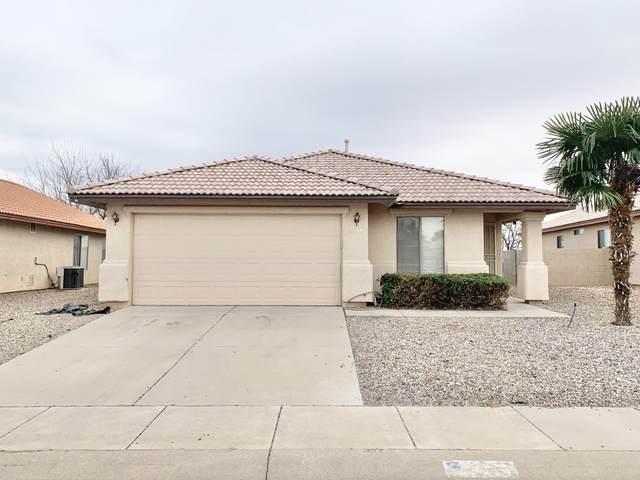 4698 Calle Albuquerque, Sierra Vista, AZ 85635 (#173255) :: Long Realty Company
