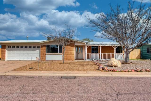 506 E Mallard Circle, Sierra Vista, AZ 85635 (MLS #173280) :: Service First Realty