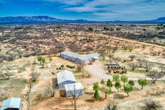 8687 E Chippewa Street, Hereford, AZ 85615 (MLS #173286) :: Service First Realty