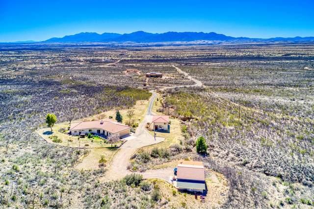 2278 N Carlson Canyon Drive, Huachuca City, AZ 85616 (MLS #173371) :: Service First Realty