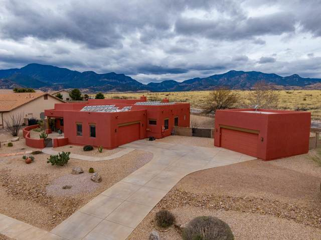 3402 La Terraza Drive, Sierra Vista, AZ 85650 (#173383) :: The Josh Berkley Team