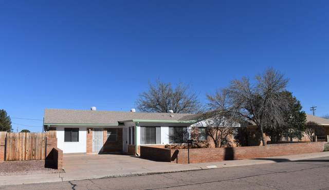 361 Duchess Drive, Sierra Vista, AZ 85635 (MLS #173395) :: Service First Realty