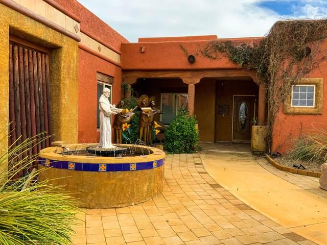 594 W Camino De Manana, Huachuca City, AZ 85616 (MLS #173434) :: Service First Realty