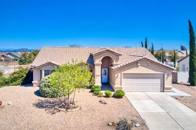 2449 San Ysidro Drive, Sierra Vista, AZ 85635 (MLS #173438) :: Service First Realty