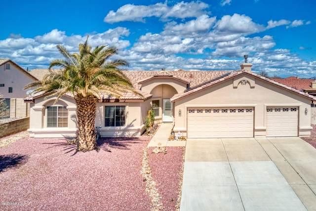 1763 San Clemente Drive, Sierra Vista, AZ 85635 (MLS #173445) :: Service First Realty