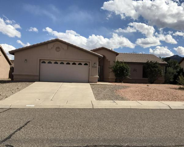 3444 Plaza De Lanza, Sierra Vista, AZ 85650 (MLS #162522) :: Service First Realty