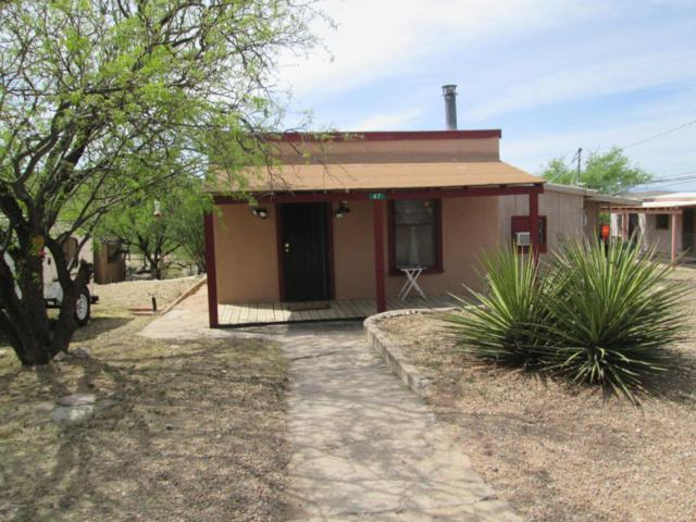 45 47 Old Charleston Road, Tombstone, AZ 85638 (MLS #162691) :: Service First Realty