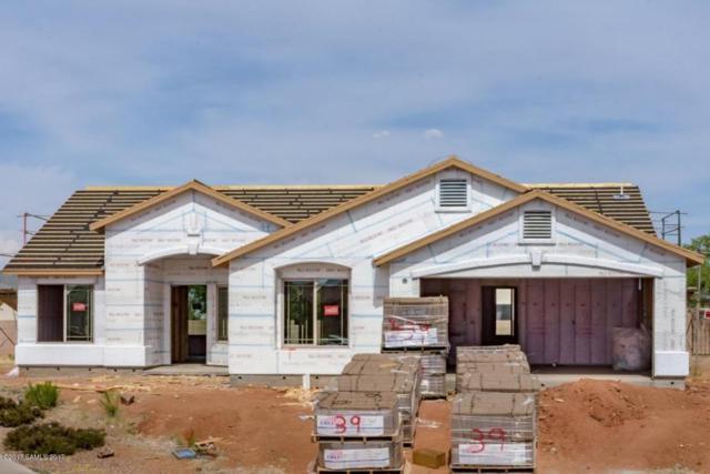 1815 Willow Oak Lane Lot 39, Sierra Vista, AZ 85635 (MLS #163102) :: Service First Realty