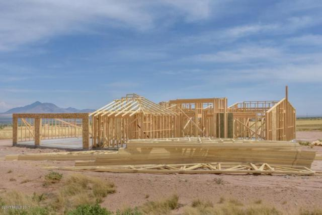 6607 E Saddlehorn Circle Lot 74, Hereford, AZ 85615 (MLS #163152) :: Service First Realty