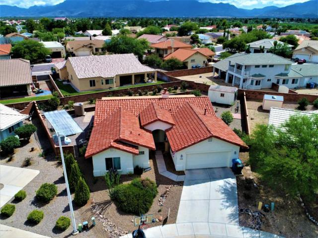 5344 Murray Hill Court, Sierra Vista, AZ 85635 (MLS #163933) :: Service First Realty