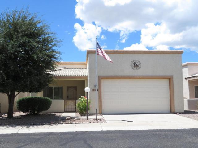 504 S Meadowood Lane, Sierra Vista, AZ 85635 (MLS #164241) :: Service First Realty