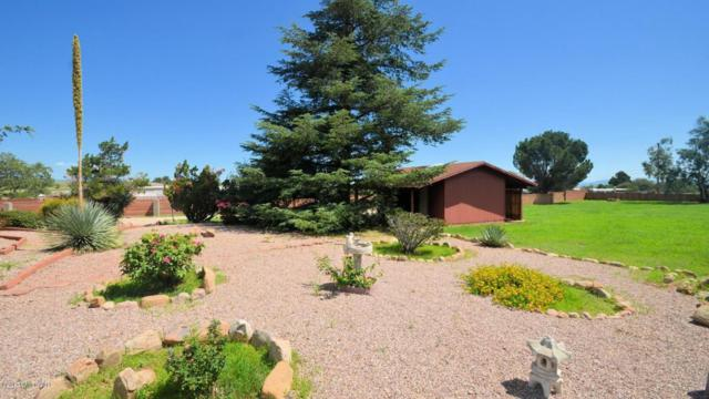 5433 S Calle Metate, Sierra Vista, AZ 85650 (MLS #164306) :: Service First Realty