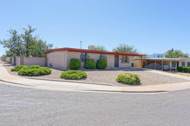 5018 E Raffaele Drive, Sierra Vista, AZ 85635 (MLS #164731) :: Service First Realty