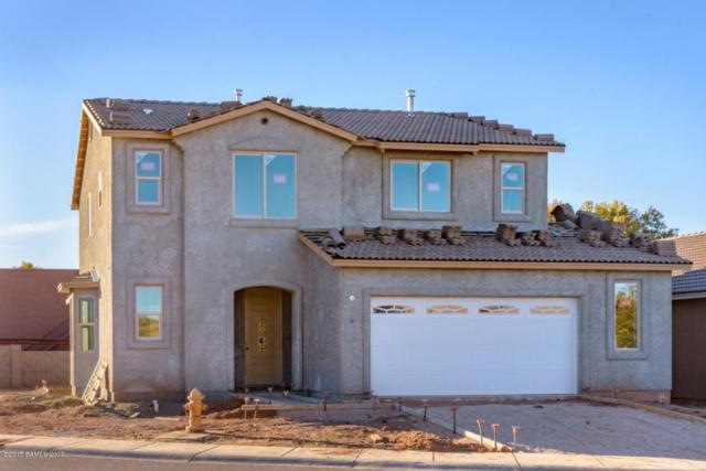 1454 Bonnie View Place Lot 17, Sierra Vista, AZ 85635 (MLS #164960) :: Service First Realty
