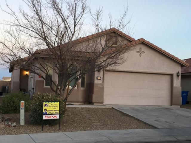 1415 Bonnie View Place, Sierra Vista, AZ 85635 (#165094) :: Long Realty Company