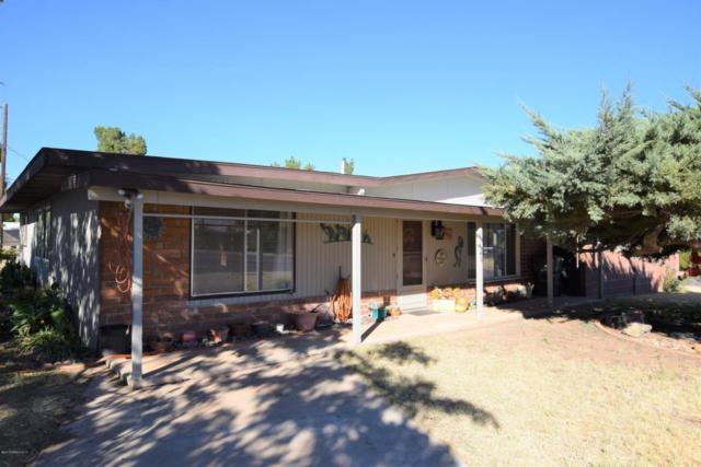 4497 Pine Place, Sierra Vista, AZ 85635 (MLS #165305) :: Service First Realty