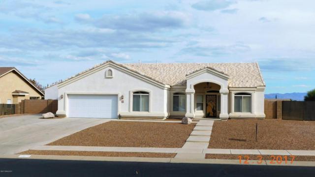 3445 La Terraza Drive, Sierra Vista, AZ 85650 (#165432) :: Long Realty Company