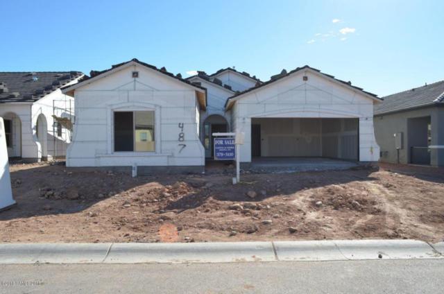 6487 San Simeon Drive Lot 487, Sierra Vista, AZ 85635 (#165819) :: Long Realty Company