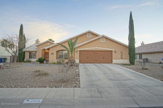 2974 Solarro Drive, Sierra Vista, AZ 85635 (#165994) :: The Josh Berkley Team