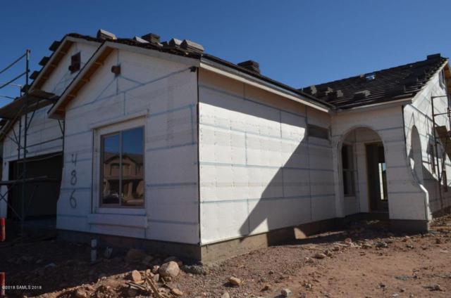 1311 San Simeon Drive Lot 486, Sierra Vista, AZ 85635 (#166016) :: Long Realty Company