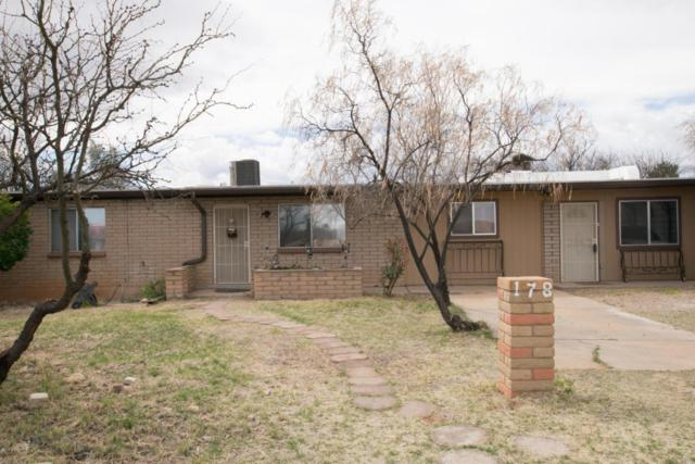 178 E Ash Street, Huachuca City, AZ 85616 (MLS #166137) :: Service First Realty