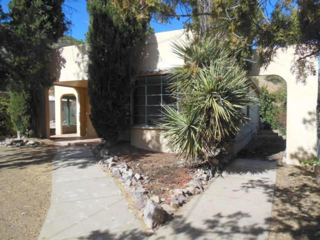 39 Spring Canyon, Bisbee, AZ 85603 (MLS #166212) :: Service First Realty