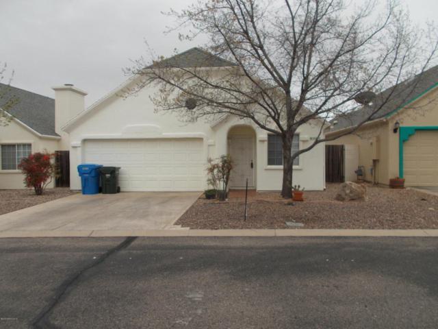 4414 La Corte Drive, Sierra Vista, AZ 85635 (MLS #166379) :: Service First Realty