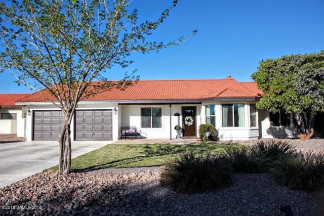 2876 Saint Andrews Drive, Sierra Vista, AZ 85650 (MLS #166635) :: Service First Realty