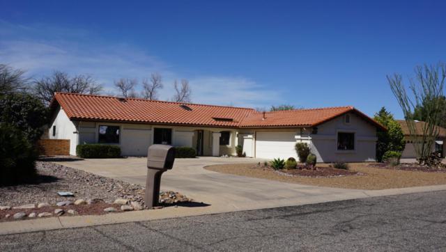 3707 Snead Drive, Sierra Vista, AZ 85650 (MLS #166650) :: Service First Realty
