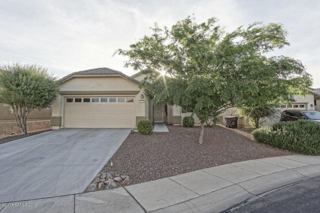 2422 Desert Lily Lane, Sierra Vista, AZ 85635 (MLS #166737) :: Service First Realty