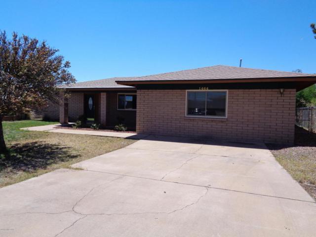 1464 Ocotillo Drive, Sierra Vista, AZ 85635 (MLS #166773) :: Service First Realty