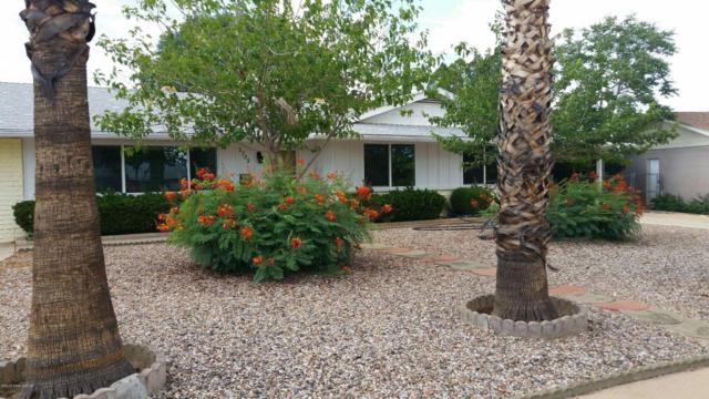 2733 Paseo Media, Sierra Vista, AZ 85635 (MLS #166976) :: Service First Realty