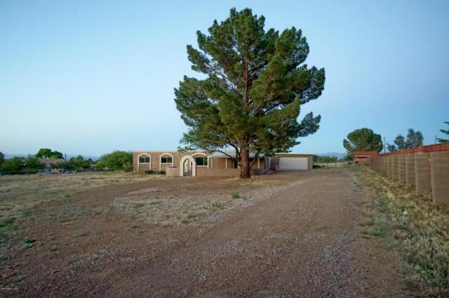 5429 S Calle Metate, Sierra Vista, AZ 85650 (MLS #167172) :: Service First Realty