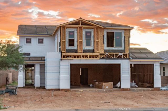 1090 Barnes Drive Lot 347, Sierra Vista, AZ 85635 (MLS #167386) :: Service First Realty