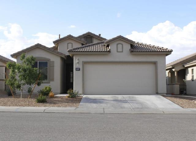 237 Bainbridge Drive, Sierra Vista, AZ 85635 (MLS #167483) :: Service First Realty