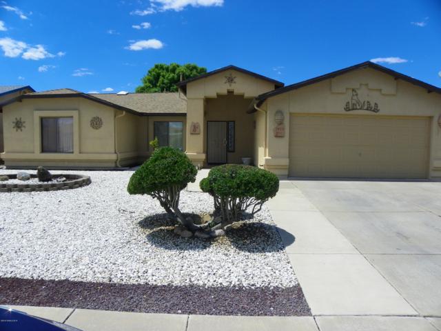 2973 Golden Eagle Drive, Sierra Vista, AZ 85650 (#167679) :: Long Realty Company