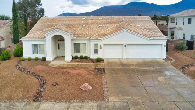 2174 Central Park Drive, Sierra Vista, AZ 85635 (MLS #167734) :: Service First Realty
