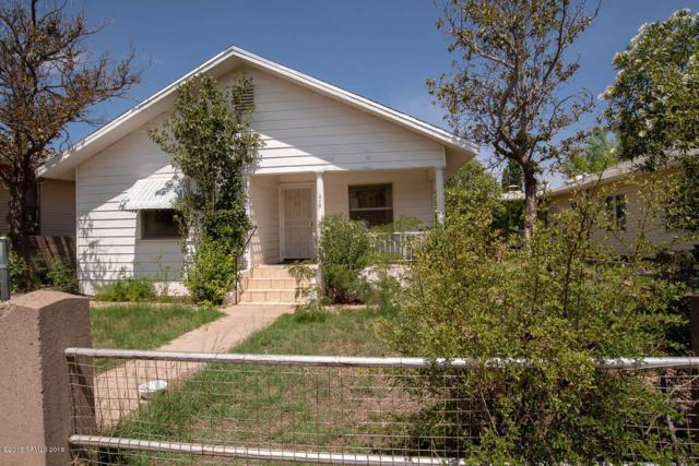 218 Douglas Street, Bisbee, AZ 85603 (MLS #167924) :: Service First Realty