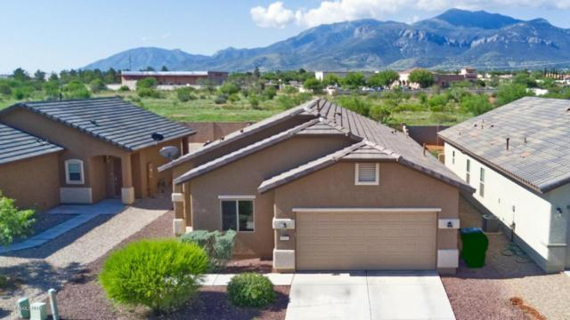4116 Rocky Mountain Way, Sierra Vista, AZ 85650 (#168033) :: The Josh Berkley Team